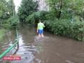 Наводнение в Киеве: Левый берег затопило (ФОТО, ВИДЕО)