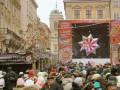 Во Львове в честь Дня Соборности пассажиров харьковского поезда будут угощать пампухами