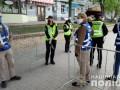Полиция усилили меры безопасности на 9 мая в Киеве