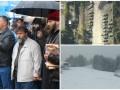 Итоги 5 октября: Протест прихожан УПЦ МП под Радой, техника ДНР под Раздольным и снег в Буковеле