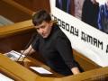 Савченко назвала Порошенко коллаборантом и заявила, что ее хотят уничтожить