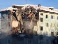 В Мурманске обвалились три этажа дома, есть жертвы