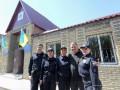 Аваков открыл полицейский участок в 25 километрах от Луганска