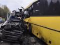 ДТП с автобусами в РФ: число жертв возросло до 13