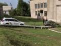 В Каменском подозреваемый отправил полицейского в реанимацию