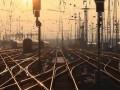 На Виннитчине с рельсов сошли 11 вагонов грузового поезда