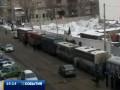 МВД: Из Донецка и Ровно в Киев отправились автобусы с милицией