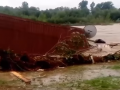 В Ивано-Франковской области потоп унес летнее кафе