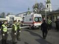 Ситуация в Лавре: за два часа приезжали четыре