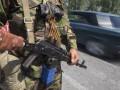 Боевики открывали огонь по украинским военным из гранатометов и БМП