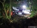 В Индонезии автобус упал с обрыва, десятки жертв