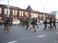 Полиция начала разгон протестующих в Беларуси