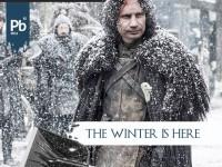Весна уже близко: соцсети обсуждают снегопад в Киеве