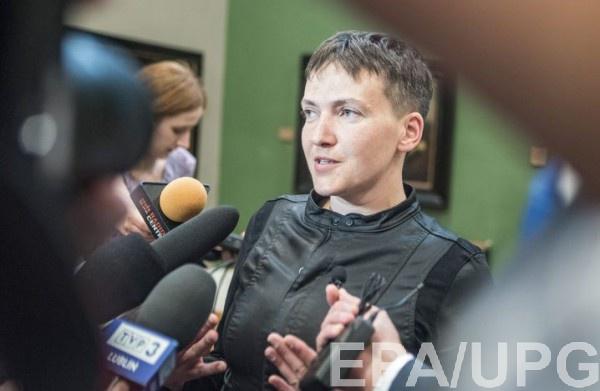 Савченко обвинила власти Украины в причастности к расстрелам на Майдане