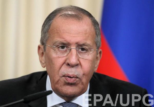 Сергей Лавров заявил, что война в Сирии окончена