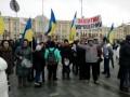В Харькове предприниматели протестуют против налогообложения