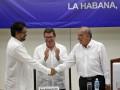 В Колумбии формально окончена полувековая гражданская война