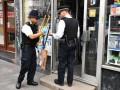 В Лондоне людей на улице облили кислотой