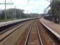 Вокруг Киева за 7 минут на электричке (ВИДЕО)