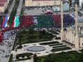 Кадыров отметил 62-летие Путина маршем молодежи