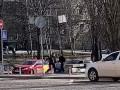 В Киеве конфликт между водителями закончился поножовщиной