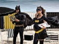 Супергерои в Дубае: Халк, Супермен, Флэш и Бэтмен по-восточному