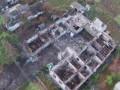 С высоты птичьего полета: как сейчас выглядят села Донбасса (видео)