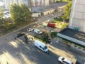 Во Львове в микроавтобусе нашли труп мужчины с разбитой головой
