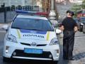 В Днепре остановили авто с заложником в багажнике за нарушение ПДД