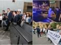 Итоги 31 августа: Протест под АП, открытие Вокзальной и мажоры-дебоширы в Николаеве