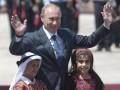 Путин выступил за независимость Палестины со столицей в Иерусалиме