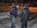 В Киеве мужчина разбил окна в детском саду,