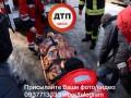 В Киеве пьяный парень выпал с 7 этажа и выжил