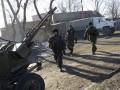 В Дебальцево прибыл первый эшелон с боеприпасами из России - ИС