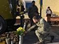 В Киеве открыли памятник медикам, погибшим в АТО