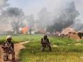 Армия Нигерии эвакуировала целый город