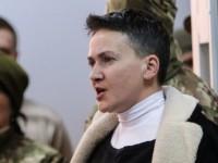 Савченко из зала суда в Киеве обратилась к Путину
