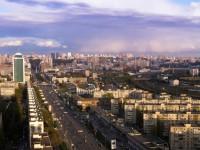В Киеве временно закрывают движение по проспекту Победы