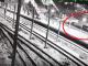 Столкновение поездов в Турции: Появилось видео момента аварии