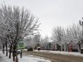 В Крыму из-за снегопада без света тысячи человек