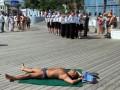 В Одессе прошла репетиция морского парада (фото)