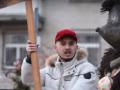 В Киеве радикалы С14 разрушили Поклонный крест