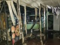 На одесском курорте горело кафе и павильоны на рынке
