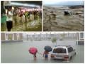 Наводнение в Сочи: машины под водой, затоплены аэропорт и вокзал