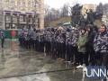 В Киеве начинается акция протеста Нацкорпуса