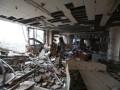 В Сети появились ранее не опубликованные фото из Донецкого аэропорта