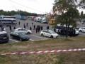 В Днепре нарушитель дорожного движения застрелил полицейкого