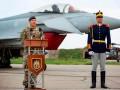 Истребители Британии будут патрулировать над Черным морем