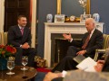 Кличко обсудил с вице-президентом США столичные реформы