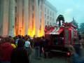 Появилась стенограмма переговоров спасателей во время пожара в Доме профсоюзов 2 мая